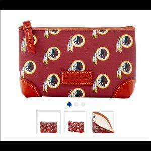 Dooney and Bourke Redskins NWT